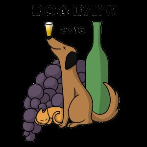 SPCA Dog Days Logo Color